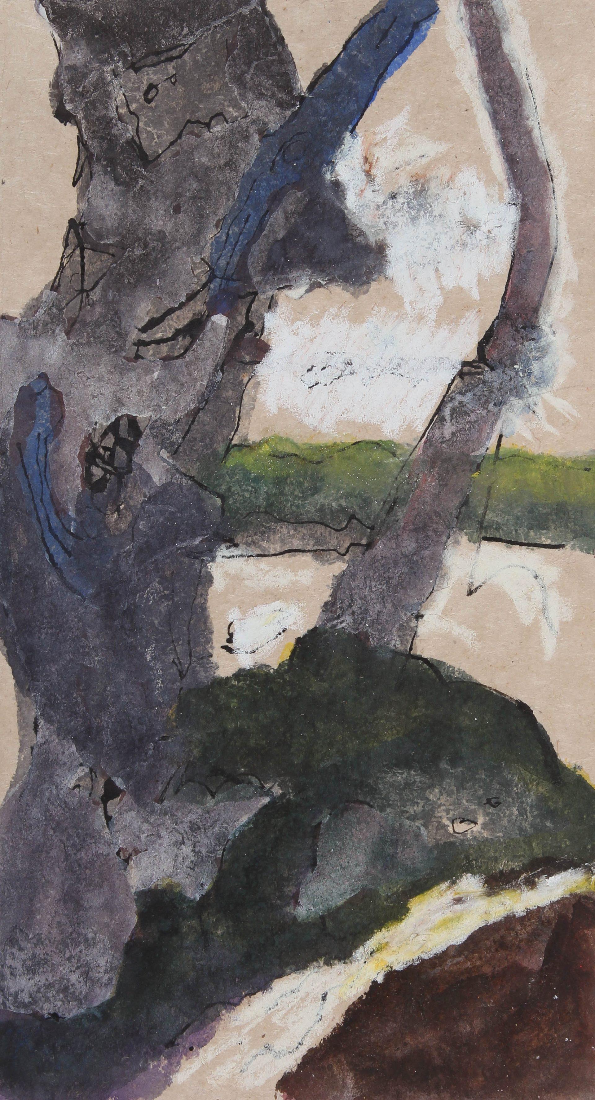 Peter Davey, artist - drawings